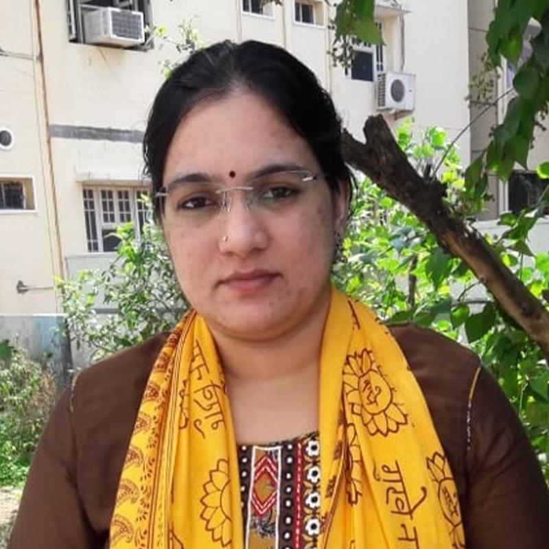 Ms. Raga Sudha